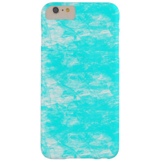 abstract blue hue blue hue color barely there iPhone 6 plus case