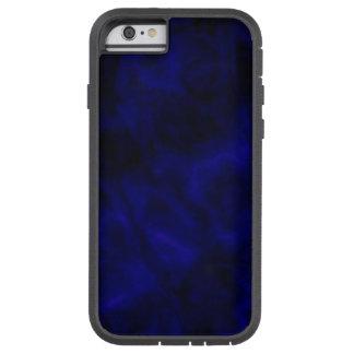 Abstract Blue iPhone Tough Case Tough Xtreme iPhone 6 Case