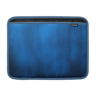 Abstract Blue Sleeve For MacBook Air