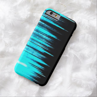 Abstract Blue Splash iPhone 6 Case