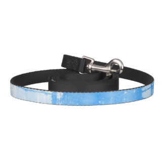 Abstract blue watercolor background, texture. pet leash