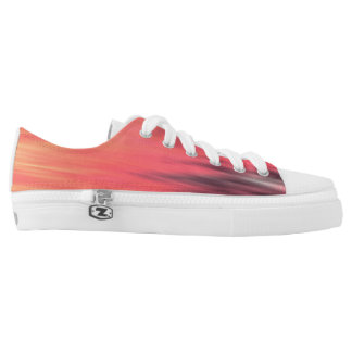 Abstract blurred pattern . low tops