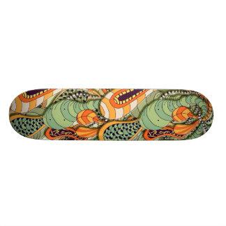 Abstract Board Custom Skate Board
