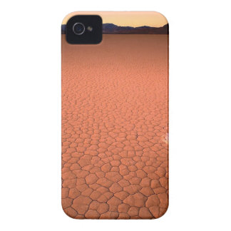 Abstract Bone Dry Death Valley iPhone 4 Cover