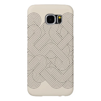 Abstract border samsung galaxy s6 cases