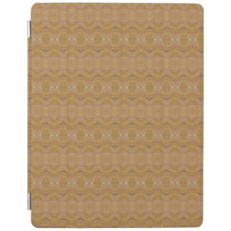 Abstract boring pattern iPad cover