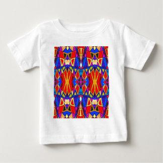 Abstract Bright Glaze Tee Shirt