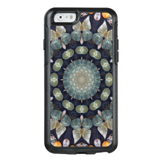 Abstract Brown Kaleidoscope OtterBox iPhone 6/6s Case