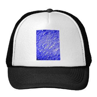 Abstract - Bubbles jpg Mesh Hats
