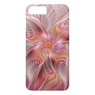 Abstract Butterfly Colorful Fantasy Fractal Art iPhone 8 Plus/7 Plus Case