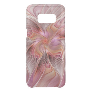 Abstract Butterfly Colorful Fantasy Fractal Art Uncommon Samsung Galaxy S8 Case