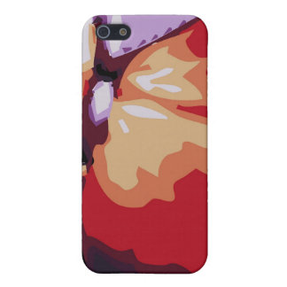 Abstract Butterfly iPhone 4 Case. iPhone 5/5S Covers