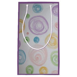 Abstract C 2 - small gift bag