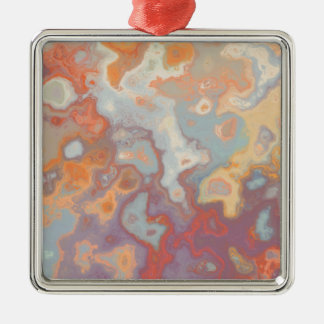 Abstract C version 3 Christmas Ornament