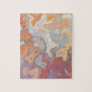 Abstract C version 3 Jigsaw Puzzle