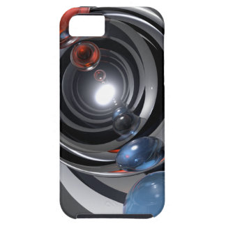 Abstract Camera Lens iPhone 5 Cover