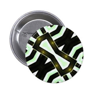 Abstract Camouflage Button