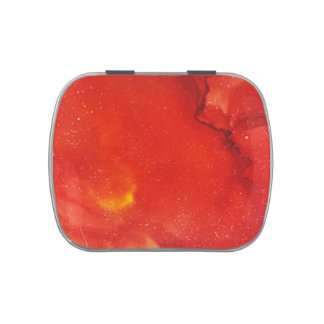 Abstract Candy Tin