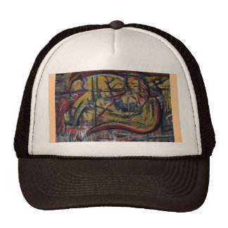 Abstract Cap by ValAries Trucker Hat