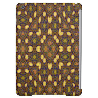 abstract carpet pattern cover for iPad air