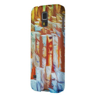 Abstract Case For Galaxy S5