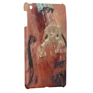 Abstract Cello Bridge iPad Mini Case