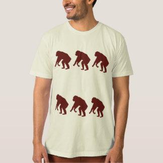Abstract Chimpanzee Art Men's T-shirt