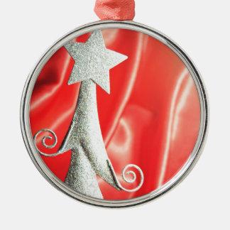 Abstract Christmas tree design Christmas Ornament
