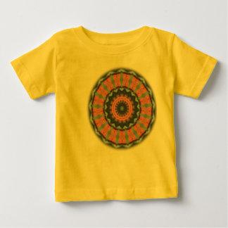 Abstract Circle Baby T-Shirt