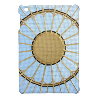 Abstract circle design case for the iPad mini