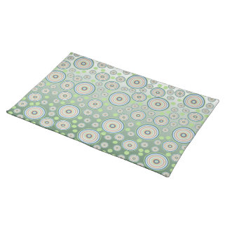 Abstract Circle Pattern Placemat