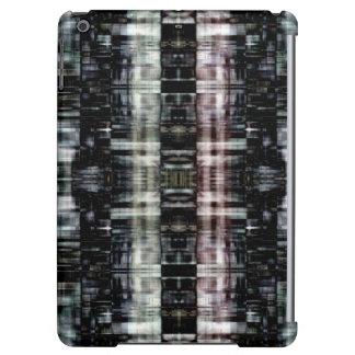 Abstract city at night iPad air case