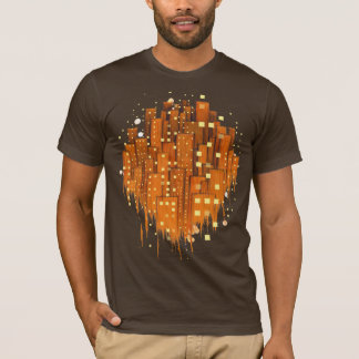Abstract City T-Shirt