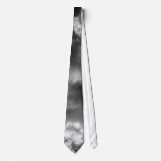 Abstract Cloud necktie