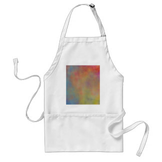 abstract Clouds Standard Apron