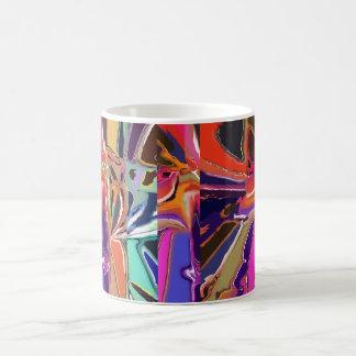 Abstract Clown Abstract Coffee Mug