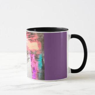 Abstract Coffe Mug