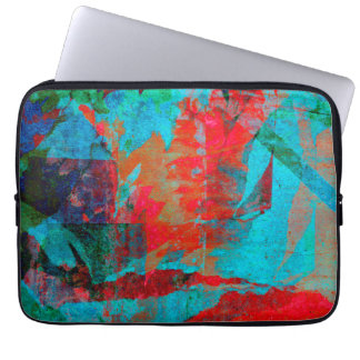 Abstract Color embankment Laptop Sleeve