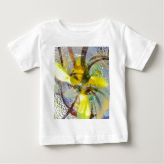 abstract colored glasses baby T-Shirt