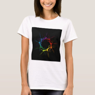 Abstract colorful background T-Shirt