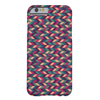 Abstract Colorful Industrial Barely There iPhone 6 Case