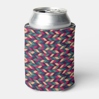Abstract Colorful Industrial Can Cooler