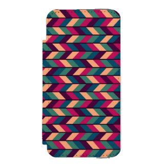 Abstract Colorful Industrial Incipio Watson™ iPhone 5 Wallet Case