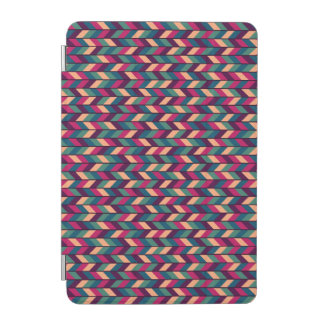Abstract Colorful Industrial iPad Mini Cover