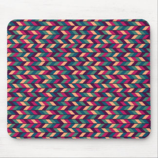 Abstract Colorful Industrial Mouse Pad