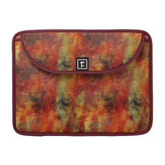 Abstract colorful MacBook pro sleeves