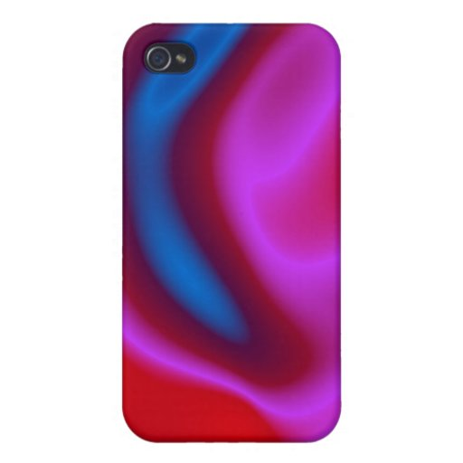 abstract colorful sunshine i iPhone 4/4S case