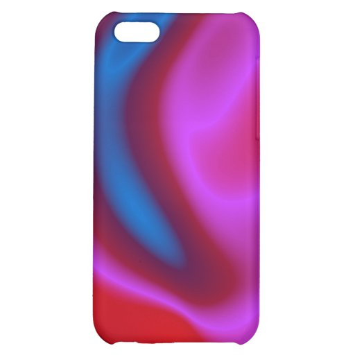 abstract colorful sunshine i case for iPhone 5C