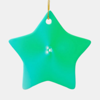 Abstract Colors Favour Christmas Tree Ornament