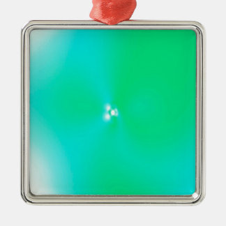 Abstract Colors Favour Christmas Tree Ornaments